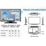 Finlux TVF22FLHZR274SVD
