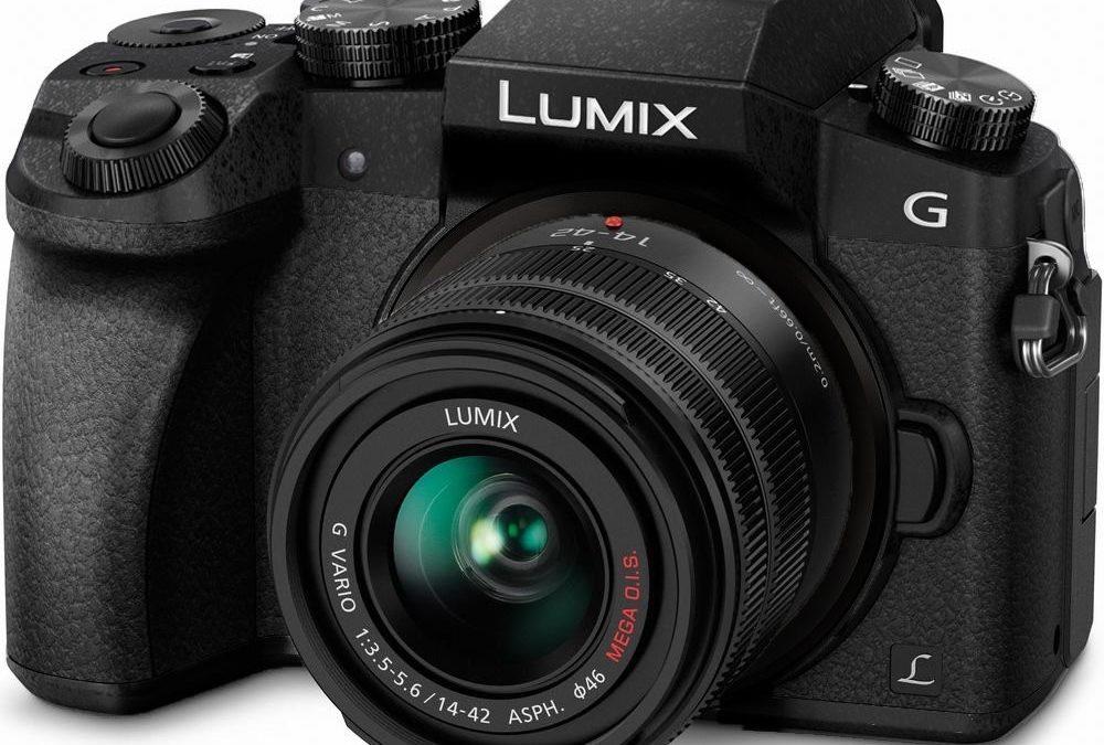 Lumix DMC-G 7