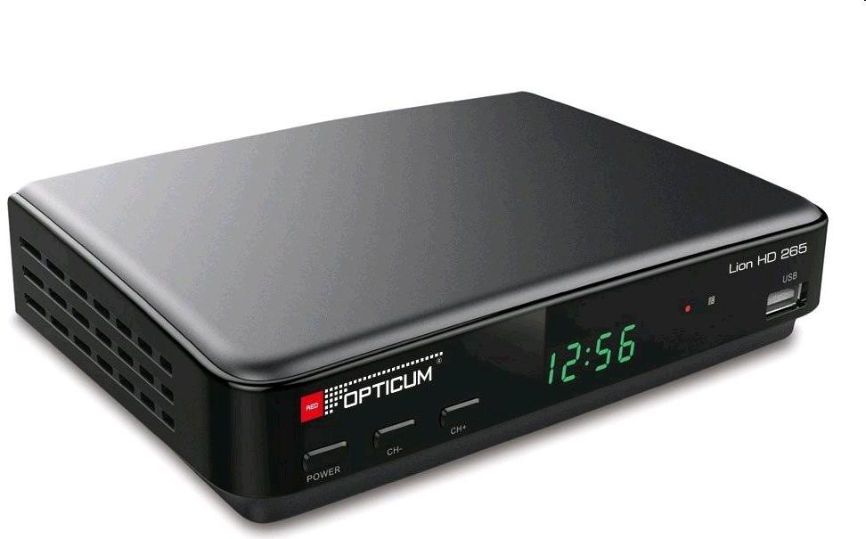 OPTICUM Lion HD 265