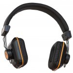 Orange Headphones – Dark Edition