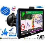 XtechNavi EU7050SW Evropa Lifetime