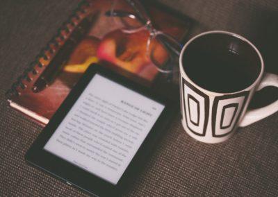 Vybíráme vhodné čtečky knih