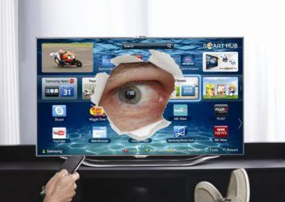 Sledujete vy televizi, nebo televize vás? Aneb jak se bránit špehování smart TV