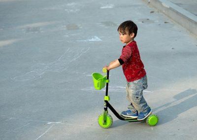 Jak vybrat dětskou koloběžku, navíc srovnání oblíbených modelů