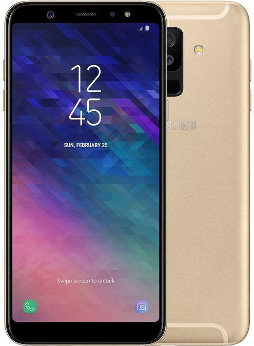 Samsung Galaxy A6+ A605F Single SIM
