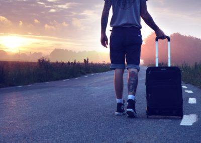 Jak vybrat cestovní zavazadlo