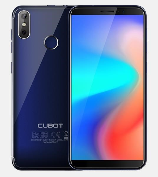 Cubot J3 Pro 16GB Dual SIM