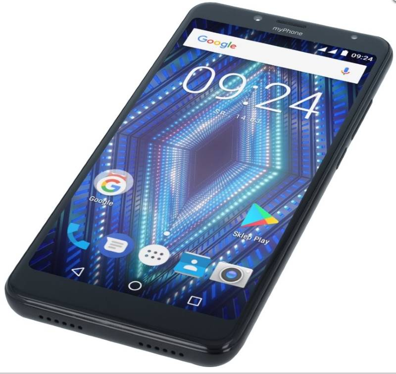 myPhone Prime 18×9
