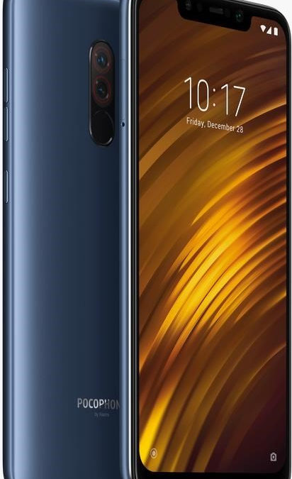 Xiaomi Pocophone F1 6GB/64GB Global