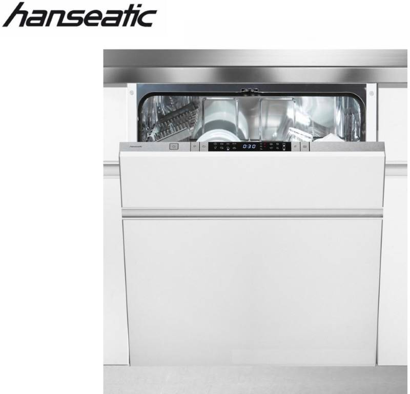 HANSEATIC WQP12-7713D návod, fotka