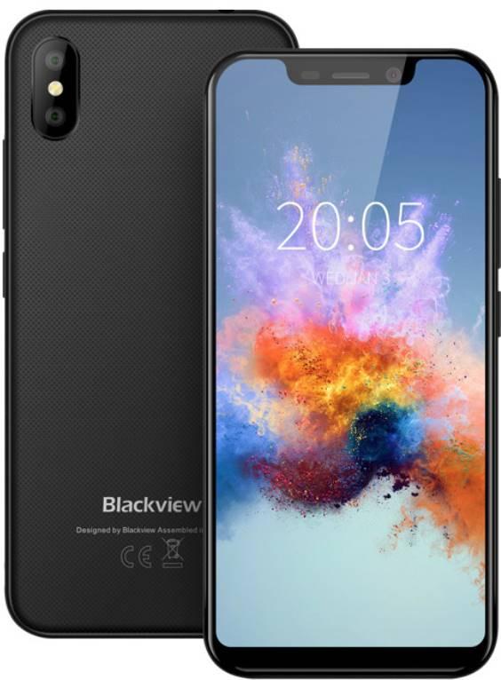 Blackview A30 návod, fotka