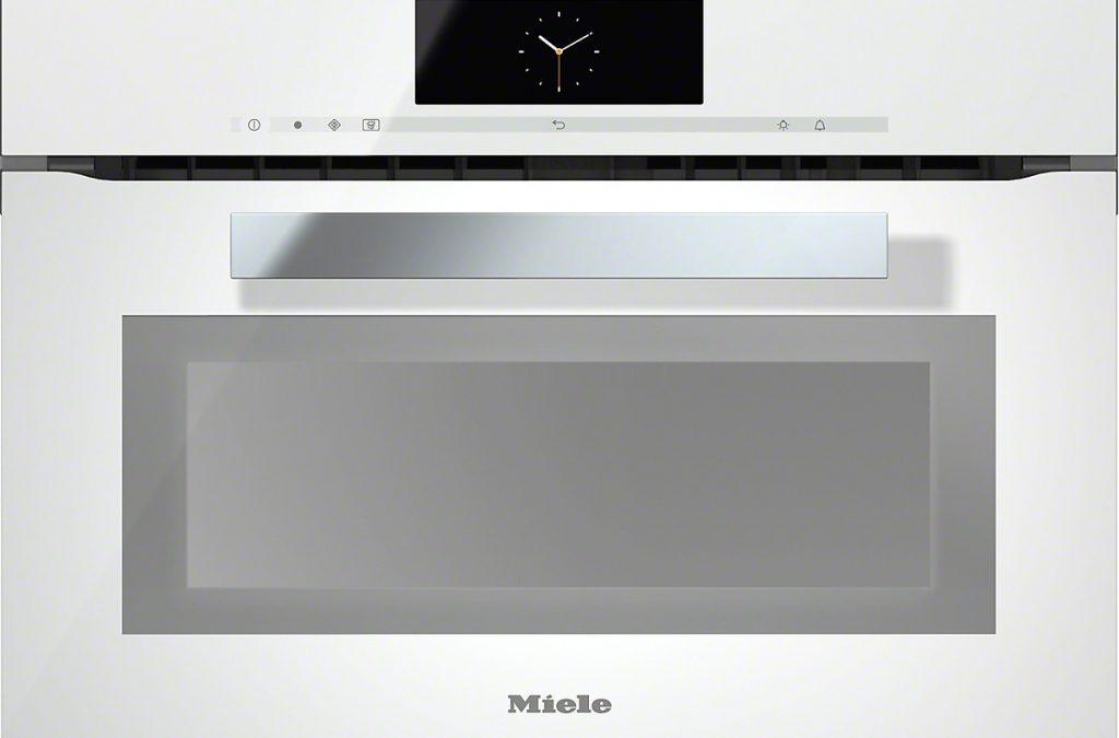 Miele H 6800 BM Briliantová bílá
