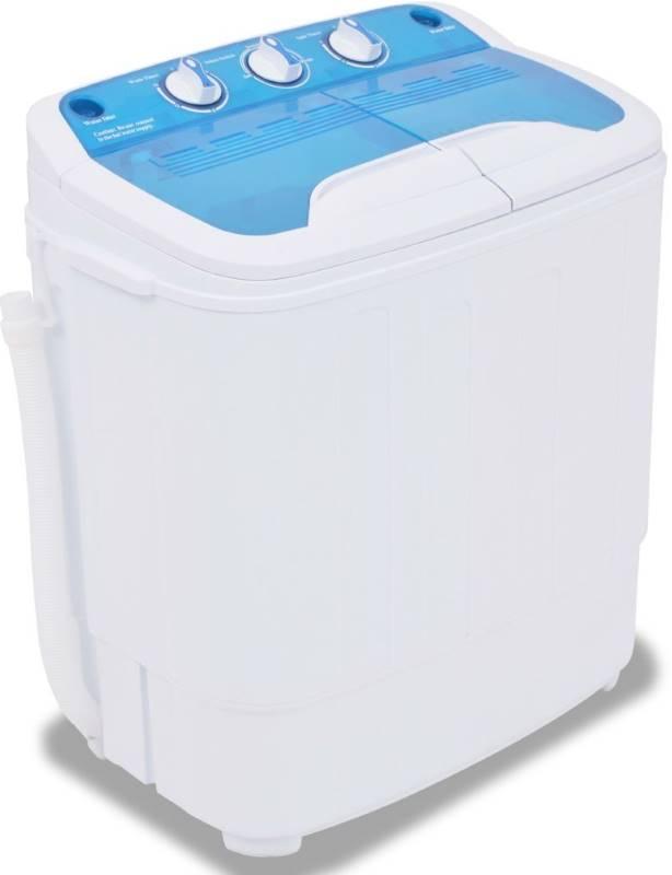 vidaXL Mini pračka dva bubny, 5,6 kg návod, fotka