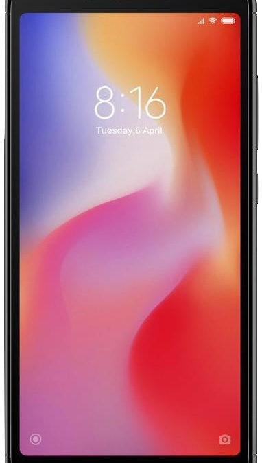 Xiaomi Redmi 6 3GB/64GB Global