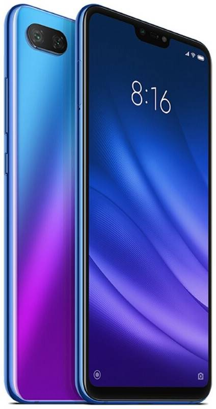 Xiaomi Mi 8 Lite 6GB/128GB Global návod, fotka