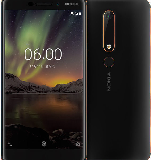 Nokia 6.1 3GB/64GB Single Sim