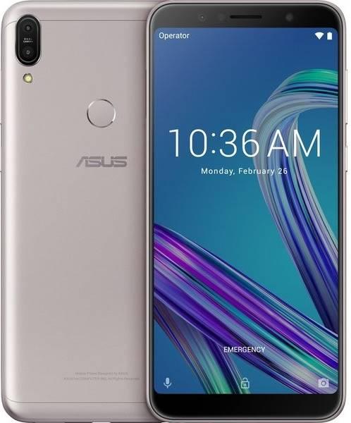 Asus ZB602KL ZenFone Max Pro 4GB/128GB návod, fotka