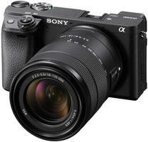 Sony Alpha A6400 ILCE-6400