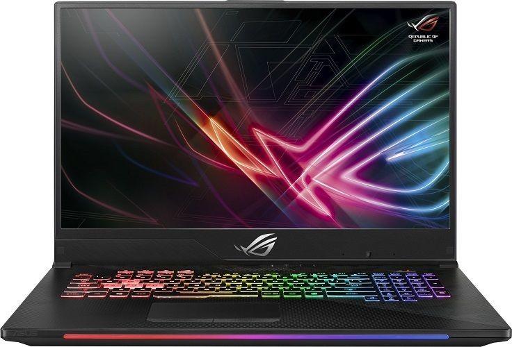 Asus GL704GM-EV001T návod, fotka