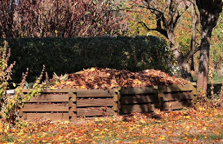 Podzimní kompostování – rady a tipy