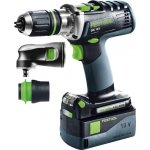 Festool DRC 18/4 Li 5,2-Set-SCA QUADRIVE