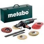 Metabo WEVF 1-125 Quick Inox Set
