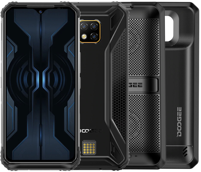 Doogee S95 Pro 8GB/128GB Super Set
