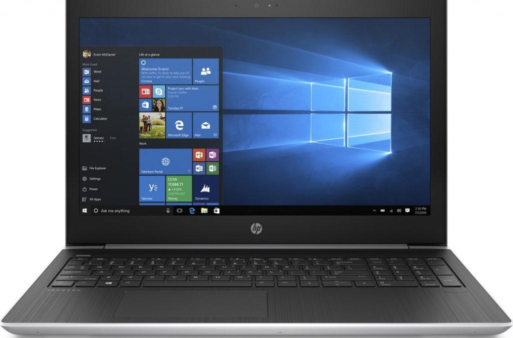HP ProBook 450 G5 4WV14EA
