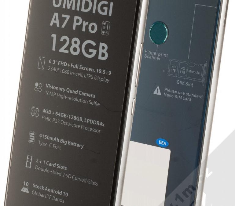 Umidigi A7 PRO 4GB/128GB