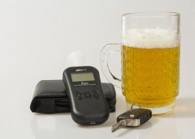 Jak vybrat alkohol tester