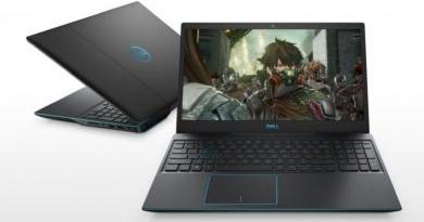 Dell G3 15 3500-85255