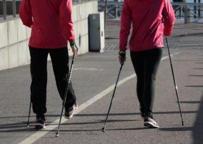 Vyberte si nejlepší hole na Nordic walking