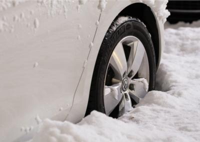Jak vybrat zimní pneumatiky
