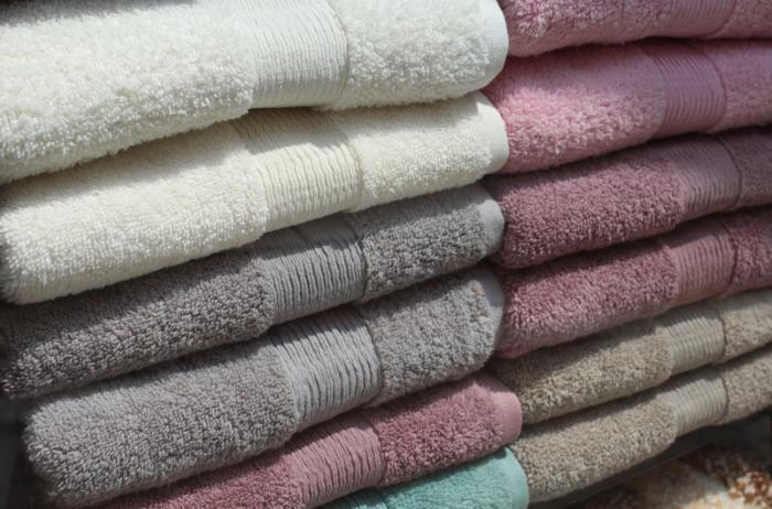 Jak se starat o ručníky a jak často je prát