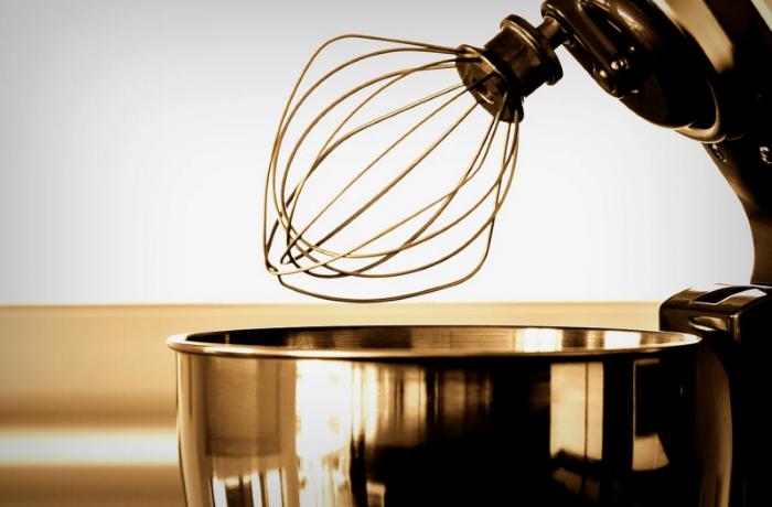 Kuchyňský robot: pomocník nejen při pečení cukroví
