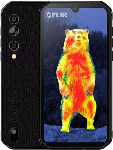 Blackview GBV9900 Pro Thermo