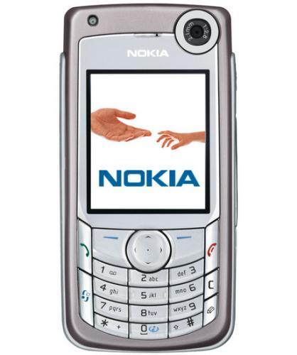 Nokia 6680 návod, fotka