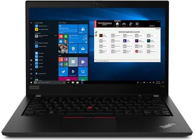 Lenovo ThinkPad P14s 20S40042CK návod, fotka