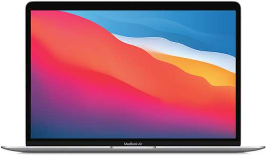 Apple MacBook Air 2020 Silver MGN93CZ/A návod, fotka