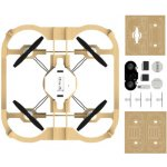 AirWood CUBEE dřevěný DIY dron s kamerou AIR0100