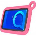 Alcatel 1T 7 2019 KIDS 1/16 Pink bumper case 8068-2AALE1M-2