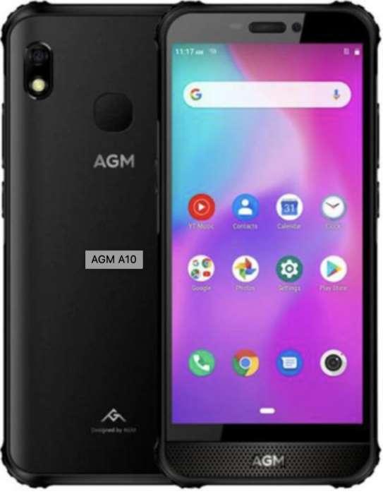 AGM A10 návod, fotka