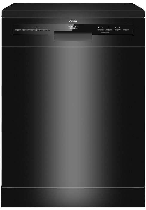 Amica MV 637 DCB černá návod, fotka