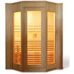 Sauna HealthLand DeLuxe HR 4045 - návod