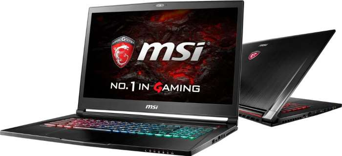 MSI GS73 Stealth 8RF-011