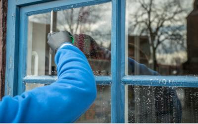 Jak snadno umýt okna beze šmouh