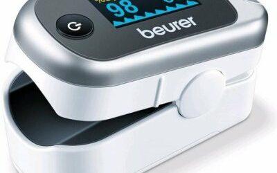 Oxymetr Beurer PO 40 pulzní oxymetr - návod