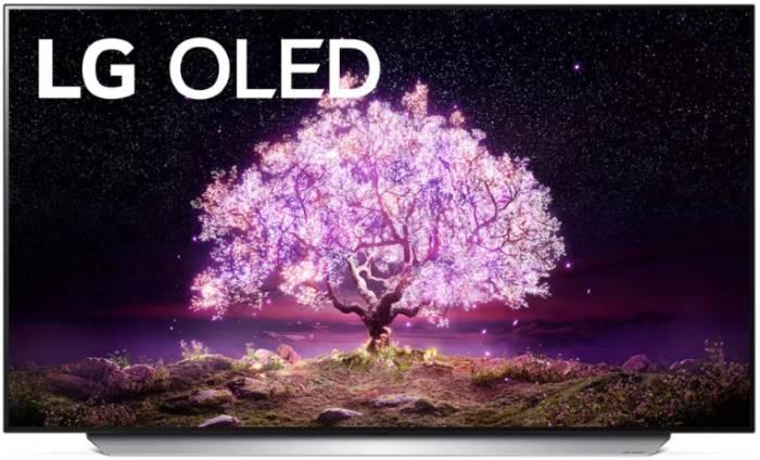 LG OLED48C12 návod, fotka