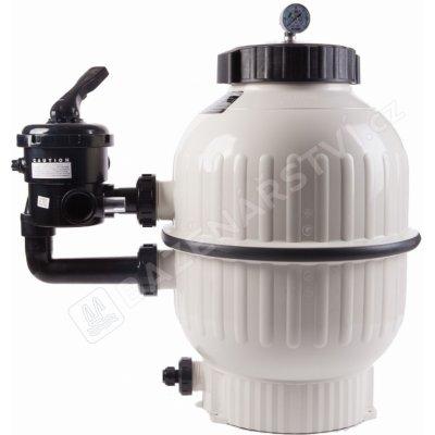Astralpool Filtrační nádoba Cantabric 750 mm 21 m3/h boční