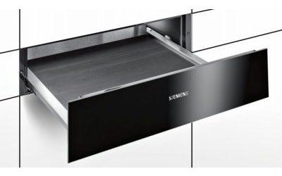 Ohřevná zásuvka Siemens BI630ENS1 - návod